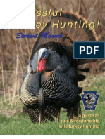 Successful Turkey Hunting Student Manual 2011