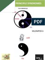 Akupuntur Kelompok 6 - The Eight Principle Syndromes