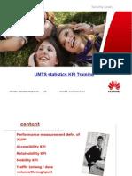 UMTS Statistics KPI Training