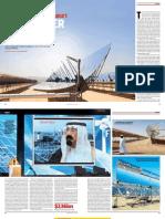 Saudi solar electricity