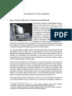 Upc-como Elaborar Texto Academico
