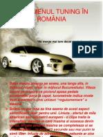 FENOMENUL TUNING ÎN ROMÂNIA