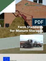 Farm Standards for Manure Storages