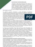 Distrofina Asociada a Proteinas y Distrofia Muscular