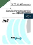 ETSI TS 125 435 V6.5.0 UTRAN Iub Interface User Plane Protocols for Common Transport Channel Data Streams