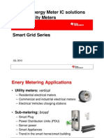 MPS430 Energy Meter ICs