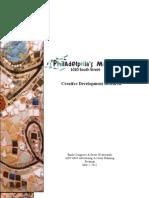pmg creative development research report emily cosgrove