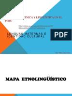 diversidadetnicaylingsticaenelper-120513123038-phpapp02