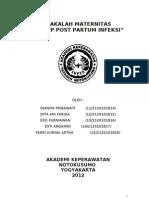 Post Partum Infeksi