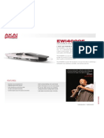 Ewi4000s 2008 Akai Product Overview