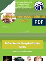 Seminario de Enfermedades Respiratorias Altas