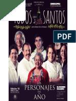 Todos Santos Edición Especial de Aniversario 2013