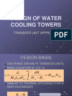 16 - Design of Water Cooling Towers