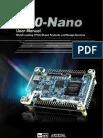 DE0 Nano User Manual v1.7