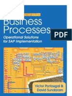 V.portougal, D.sundaram - Business Processes - Operational Solutions for SAP Implementation
