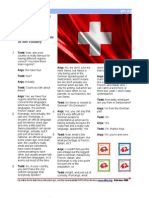 968 - Speaking of Switzerland
