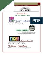 Newsletter - April 2013