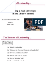 Ppt Leadership