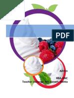 research on Frozen Yogurt Market