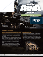 Arma3 Quick-start Guide
