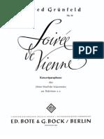 Grunfeld Soiree de Vienne Op56