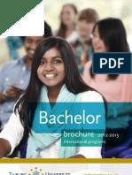 Tilburg University- Undergraduate Brochure