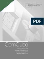 ComCube Montage PNEUMATEX