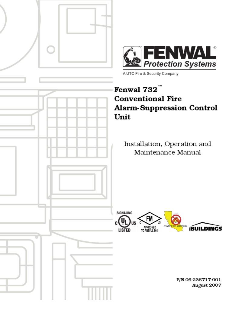 1510938388?v=1 fenwal 732™ conventional fire alarm suppression control unit fenwal wiring diagram at suagrazia.org