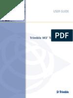 Trimble m3 Userguide 100a English