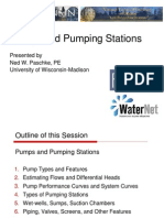 2 Final Pumps and Pumping Stations