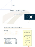 Chain Transfer Agent
