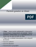 Factorii genetici .pptx