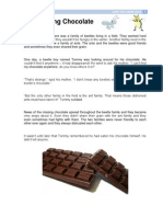 Grade 4 Unit 7 (203) Chocolate