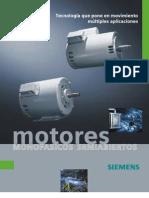 Brochure motor monofásico