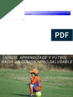 Ninos Apremdizaje y Futbol