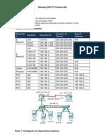 Practica VLANs Con OSPF