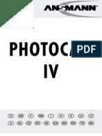 Ansmann Photocam-IV - User Manual - En