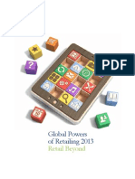 Deloitte Global Powers of Retail 2013