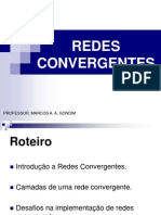 2  REDES CONVERGENTES - INTRODUÇÃO