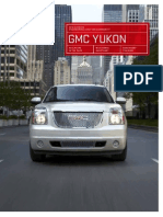 2012 Yukon Brochure