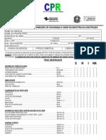 Checklist Construcao Civil