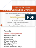 01 01 Parallel Computing Explained