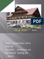 Vila Riki - Borsec Pps.