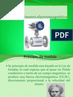 Equipo 2 Fluxometro electromagnético
