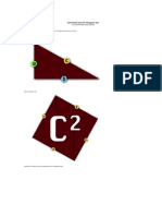 Geometriskt bevis, pythagora