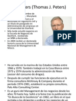 Tom Peters (Thomas J