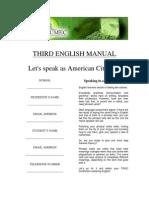 Third English Manual (1)