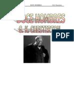 Chesterton, Gilbert Keith - Doce hombres.pdf