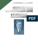 Chesterton, Gilbert Keith - El funcionario loco.pdf