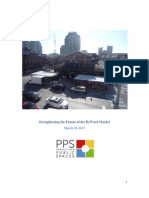 Strengthening the Future of the ByWard Market